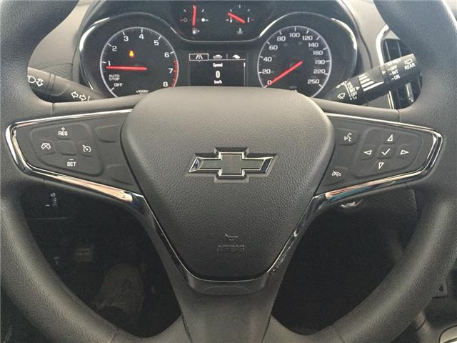 2019 Chevrolet Cruze LT (Stk: 170213) in AIRDRIE - Image 17 of 24