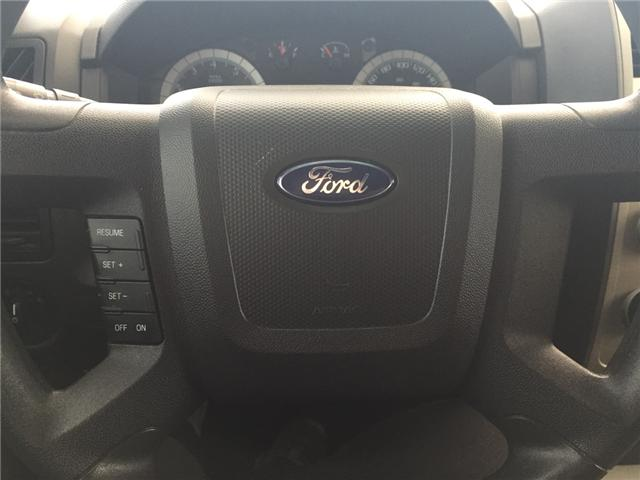 2009 Ford Escape XLT Manual (Stk: 169820) in AIRDRIE - Image 15 of 20