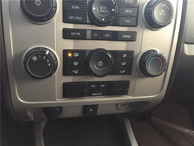 2009 Ford Escape XLT Manual (Stk: 169820) in AIRDRIE - Image 18 of 20
