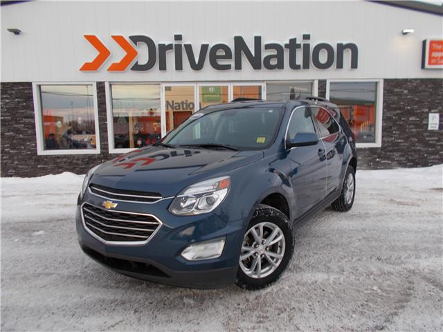 2016 Chevrolet Equinox 1LT (Stk: B1858) in Prince Albert - Image 1 of 20