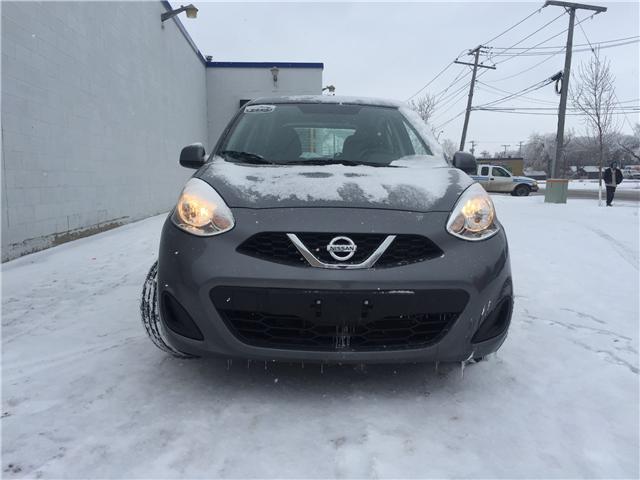 2017 Nissan Micra SV (Stk: D1164) in Regina - Image 2 of 15