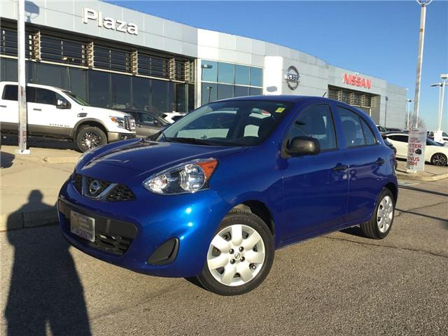 2015 Nissan Micra S (Stk: T7602) in Hamilton - Image 1 of 22