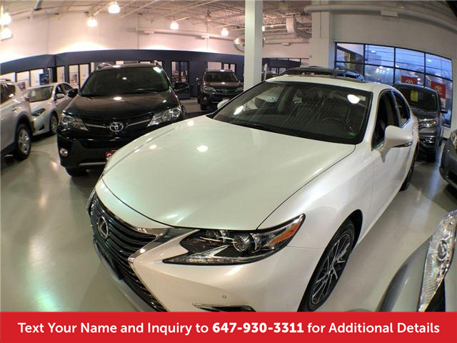2016 Lexus ES 350 Base (Stk: 19831) in Mississauga - Image 1 of 16