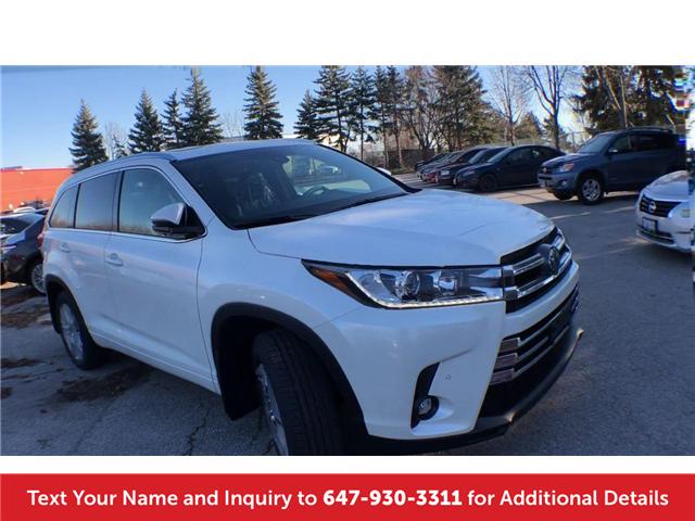 2019 Toyota Highlander Limited (Stk: K8254) in Mississauga - Image 2 of 20