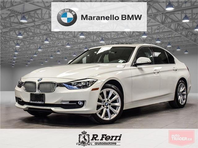 2014 BMW 320i xDrive (Stk: U8274) in Woodbridge - Image 1 of 23