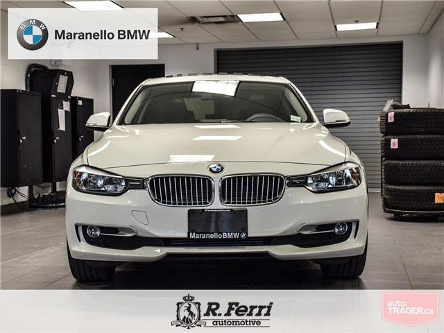 2014 BMW 320i xDrive (Stk: U8274) in Woodbridge - Image 2 of 23