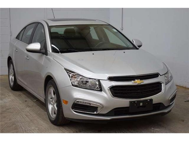 2015 Chevrolet Cruze 2LT- BACKUP CAM * HEATED SEATS *  SUNROOF (Stk: B2552A) in Kingston - Image 2 of 30