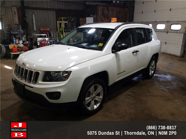 2014 Jeep Compass Sport/North (Stk: 5532) in Thordale - Image 2 of 7