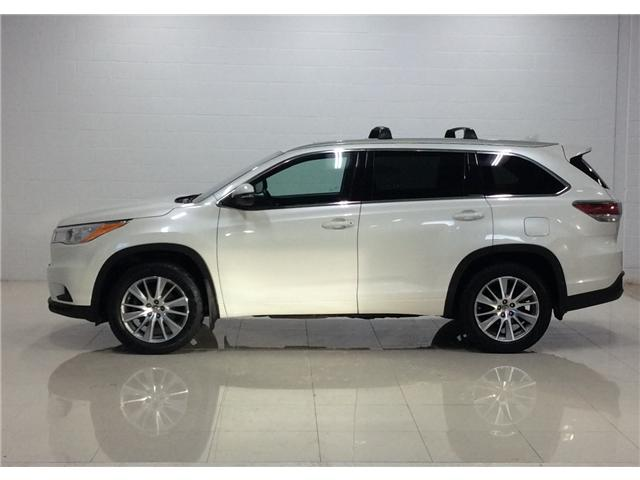2015 Toyota Highlander XLE (Stk: H19005A) in Sault Ste. Marie - Image 3 of 12