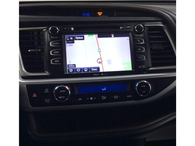 2015 Toyota Highlander XLE (Stk: H19005A) in Sault Ste. Marie - Image 11 of 12