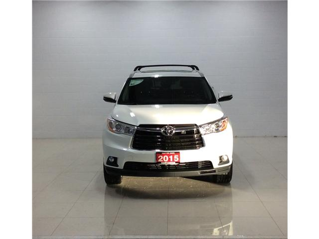 2015 Toyota Highlander XLE (Stk: H19005A) in Sault Ste. Marie - Image 2 of 12