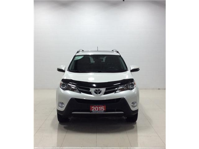 2015 Toyota RAV4 Limited (Stk: P5118) in Sault Ste. Marie - Image 2 of 13