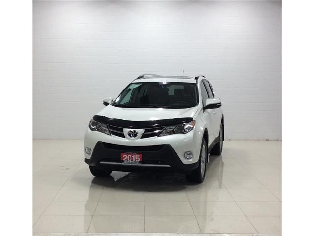 2015 Toyota RAV4 Limited (Stk: P5118) in Sault Ste. Marie - Image 1 of 13