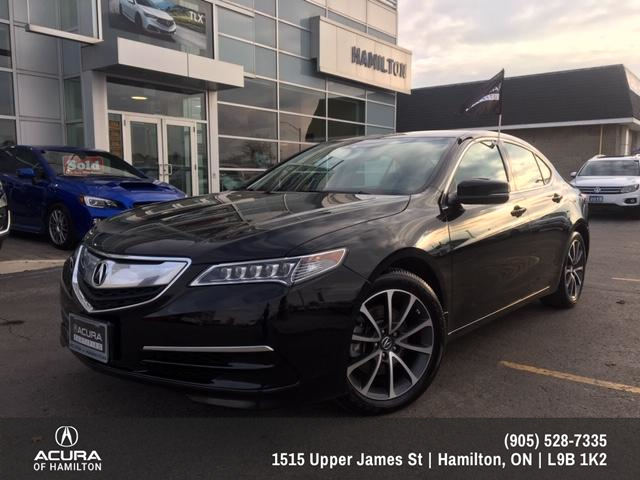 2015 Acura TLX Tech (Stk: 1512700) in Hamilton - Image 2 of 23