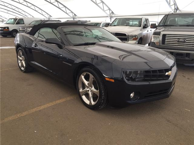 2013 Chevrolet Camaro LT (Stk: 106141) in AIRDRIE - Image 1 of 18