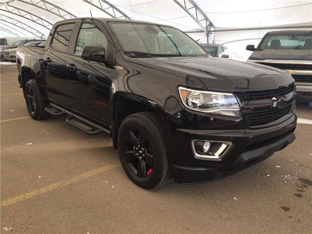 2017 Chevrolet Colorado LT (Stk: 159372) in AIRDRIE - Image 1 of 21