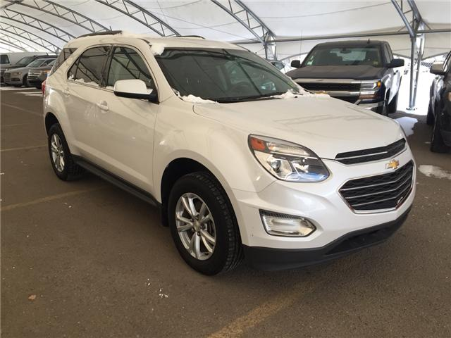 2017 Chevrolet Equinox 1LT (Stk: 145791) in AIRDRIE - Image 1 of 21