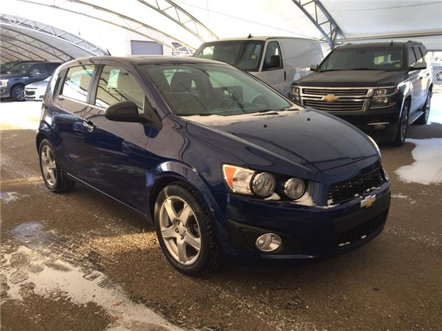2014 Chevrolet Sonic LTZ Auto (Stk: 170496) in AIRDRIE - Image 1 of 21