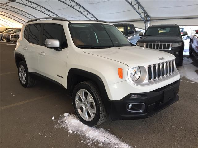 2017 Jeep Renegade Limited (Stk: 170173) in AIRDRIE - Image 1 of 22