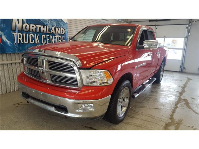 2011 Dodge Ram 1500 SLT (Stk: 8SL5157AA) in Calgary - Image 1 of 23