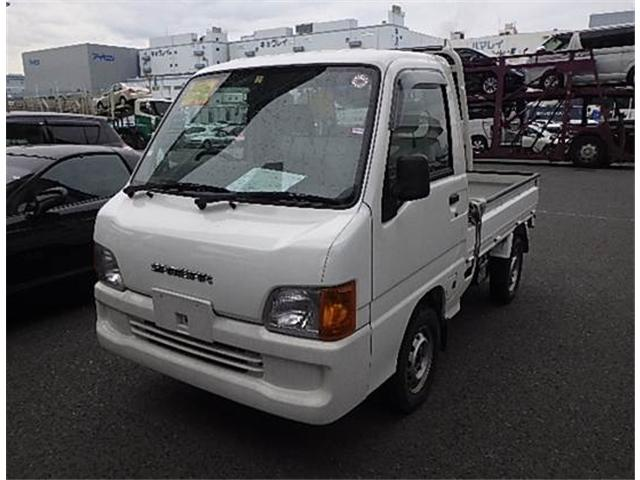 2001 Subaru Sambar Pickup (Stk: p18-239) in Dartmouth - Image 1 of 7