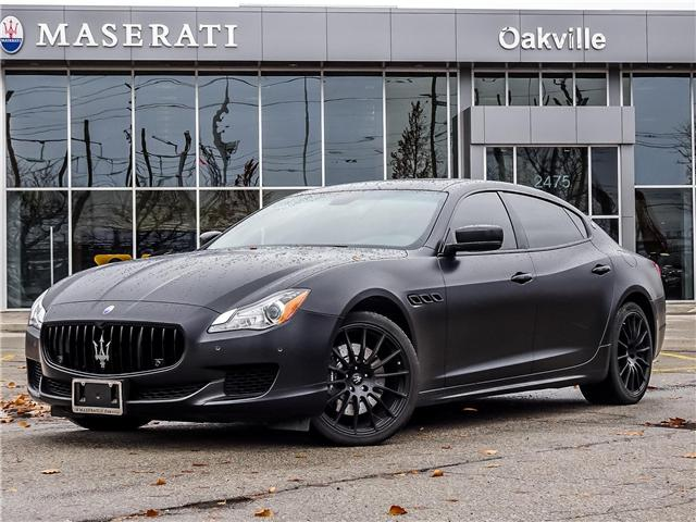 2016 Maserati Quattroporte S Q4 (Stk: U362) in Oakville - Image 1 of 30
