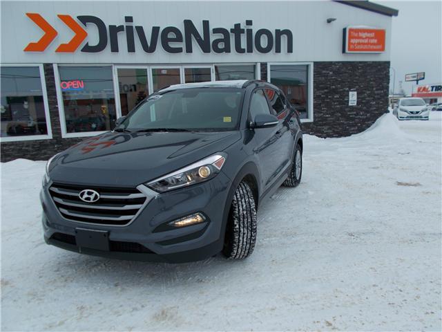 2018 Hyundai Tucson SE 2.0L (Stk: B1826) in Prince Albert - Image 1 of 22