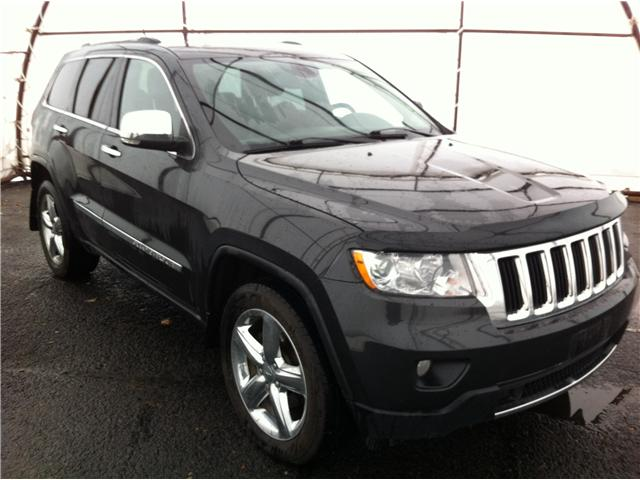 2011 Jeep Grand Cherokee Limited (Stk: A8246B) in Ottawa - Image 1 of 22