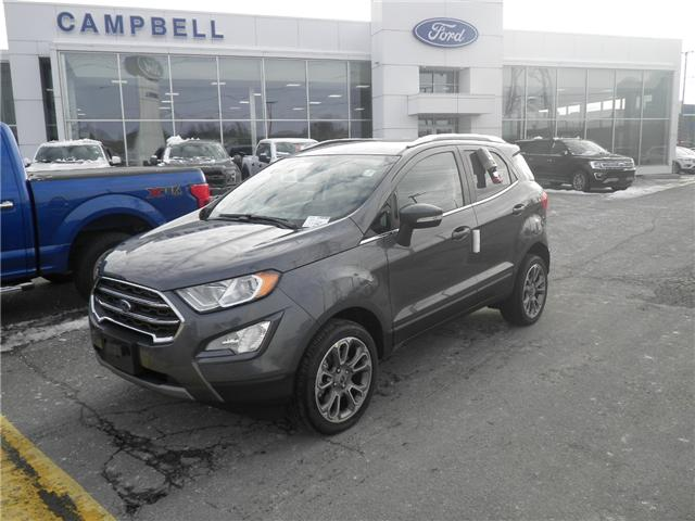 2018 Ford EcoSport Titanium (Stk: 1820660) in Ottawa - Image 1 of 11
