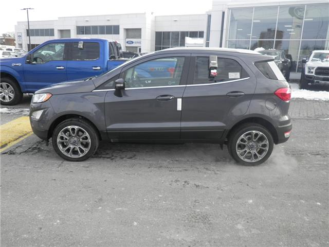 2018 Ford EcoSport Titanium (Stk: 1820660) in Ottawa - Image 2 of 11