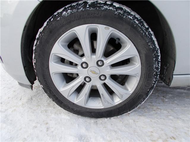 2017 Chevrolet Spark 1LT CVT (Stk: B1854) in Prince Albert - Image 21 of 21