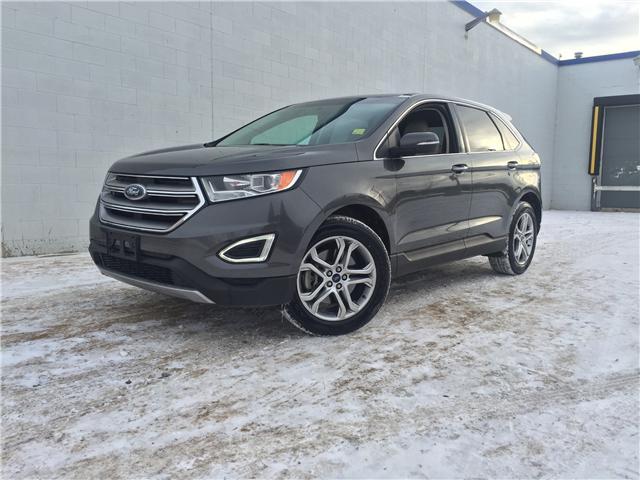 2015 Ford Edge Titanium (Stk: D1174) in Regina - Image 1 of 19