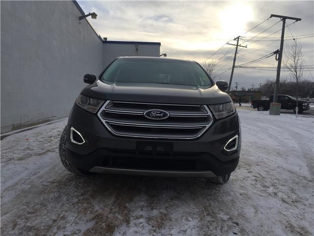 2015 Ford Edge Titanium (Stk: D1174) in Regina - Image 2 of 19