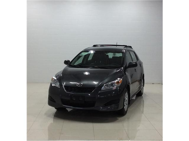 2012 Toyota Matrix Base (Stk: MP0508A) in Sault Ste. Marie - Image 1 of 12