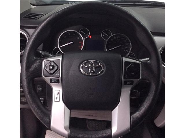 2017 Toyota Tundra SR5 Plus 5.7L V8 (Stk: P5068) in Sault Ste. Marie - Image 8 of 12