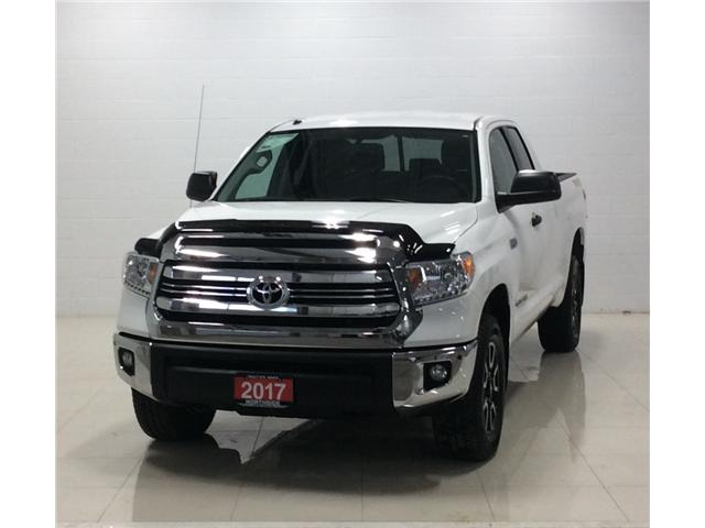 2017 Toyota Tundra SR5 Plus 5.7L V8 (Stk: P5068) in Sault Ste. Marie - Image 1 of 12