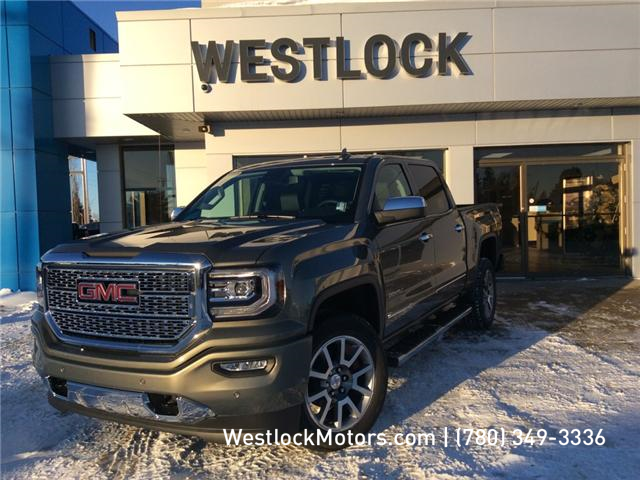 2018 GMC Sierra 1500 Denali (Stk: 18T343) in Westlock - Image 1 of 26