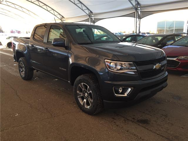2019 Chevrolet Colorado Z71 (Stk: 170210) in AIRDRIE - Image 1 of 19