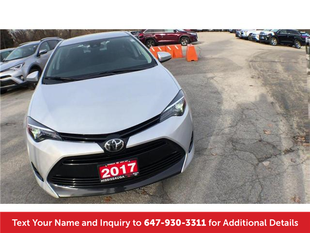 2017 Toyota Corolla LE (Stk: 19833) in Mississauga - Image 2 of 19