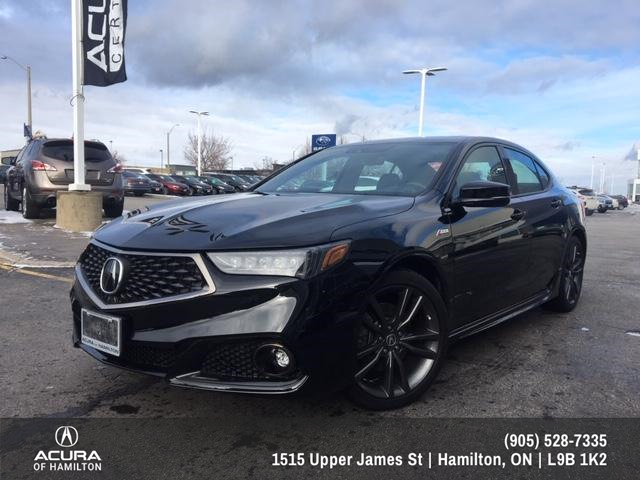 2019 Acura TLX Tech A-Spec (Stk: 190011) in Hamilton - Image 1 of 24