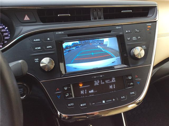 2016 Toyota Avalon Touring (Stk: P3328) in Welland - Image 11 of 22