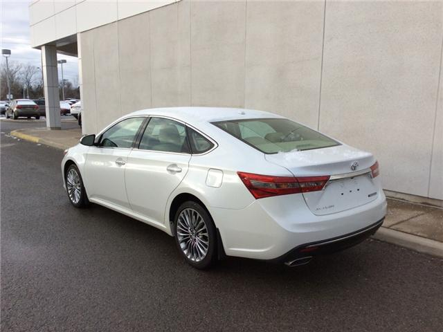 2016 Toyota Avalon Touring (Stk: P3328) in Welland - Image 6 of 22
