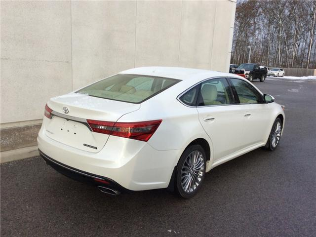 2016 Toyota Avalon Touring (Stk: P3328) in Welland - Image 7 of 22