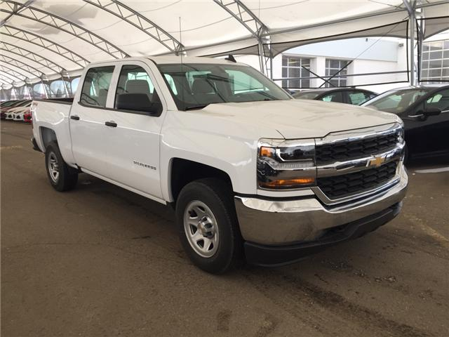 2018 Chevrolet Silverado 1500 WT (Stk: 169544) in AIRDRIE - Image 1 of 17