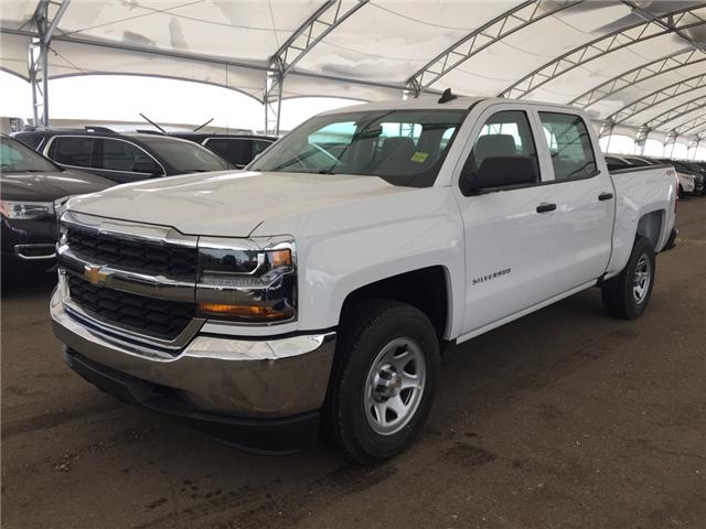 2018 Chevrolet Silverado 1500 WT (Stk: 169544) in AIRDRIE - Image 3 of 17