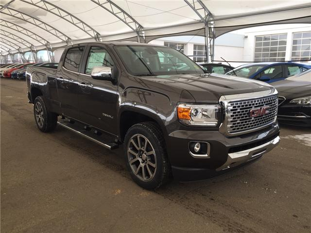 2019 GMC Canyon Denali (Stk: 170584) in AIRDRIE - Image 1 of 20