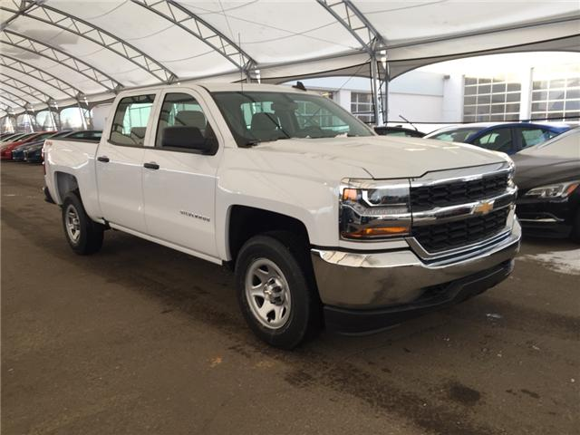 2018 Chevrolet Silverado 1500 WT (Stk: 169653) in AIRDRIE - Image 1 of 17