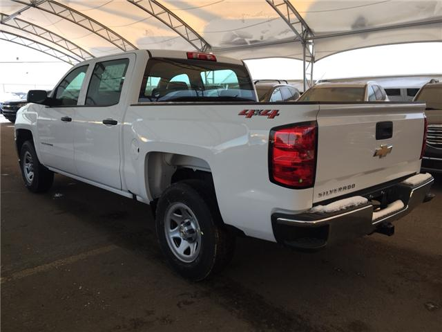 2018 Chevrolet Silverado 1500 WT (Stk: 169654) in AIRDRIE - Image 4 of 17