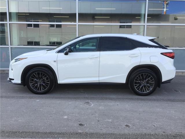 2017 Lexus RX 350 Base (Stk: 062858T) in Brampton - Image 2 of 9