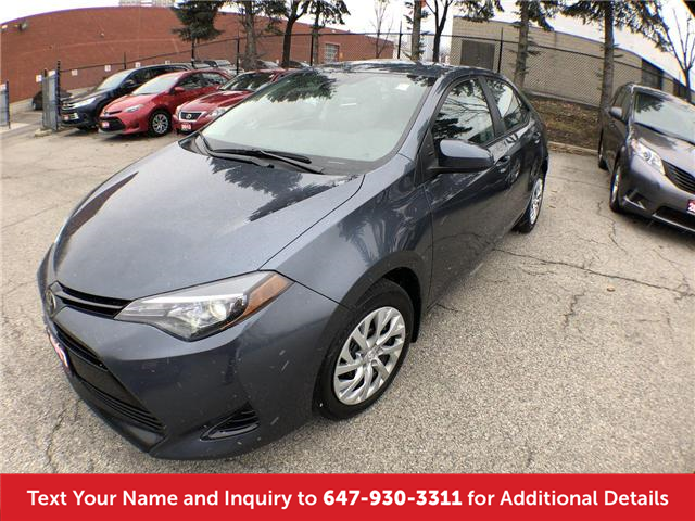2017 Toyota Corolla LE (Stk: 19826) in Mississauga - Image 1 of 19